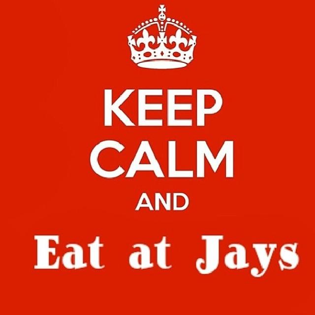 Eat at Jays