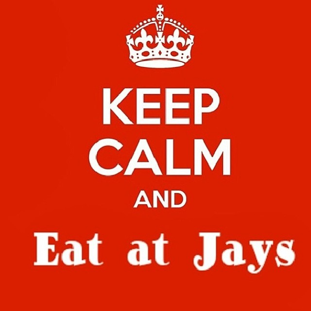 Eat at Jays